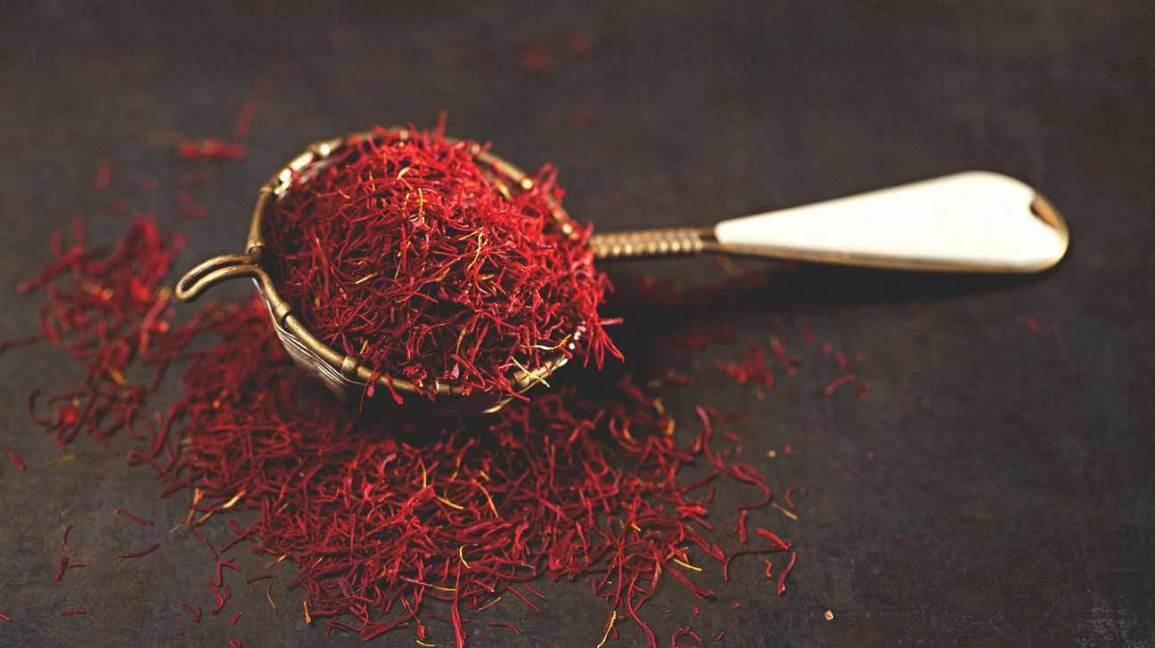 Tetley saffron tea