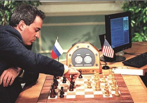 Human-Computer Chess Matches