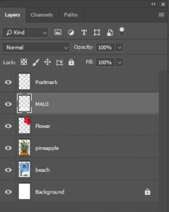 Steps to Create Custom Gradient to Layer in Photoshop CC