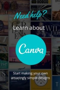 Designing info graphic using Canva