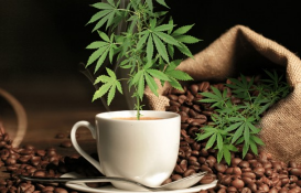 Canadian Cannabis Coffee Blend