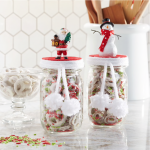 Merry Mini Christmas Treat Mason Jar