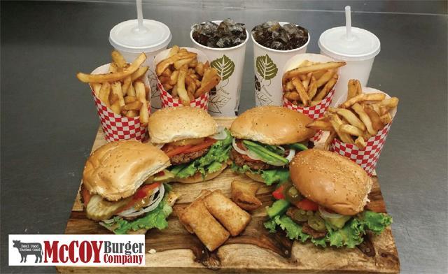 Gourmet Burgers Ajax Oshawa ON