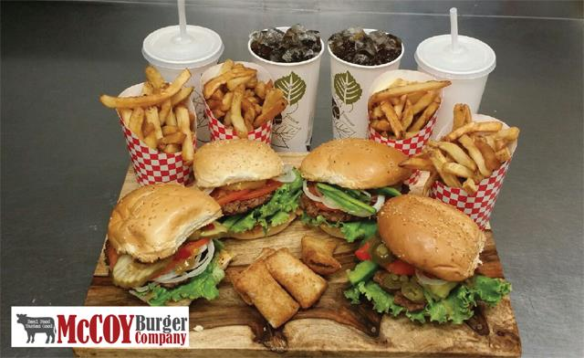 Gourmet Burgers Ajax Oshawa ON