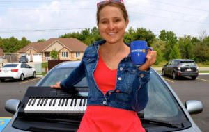 Top Piano Tutor Mississauga Emilee Feely