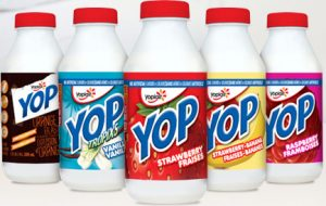 What new flavors Yoplait's Yop brand needs