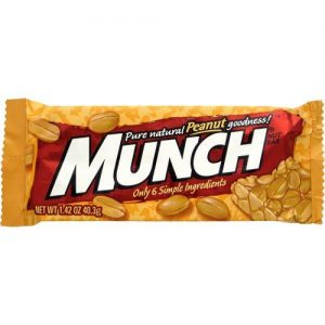 Munch peanut bar kmart