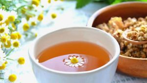 Chamomile tea benefits your health