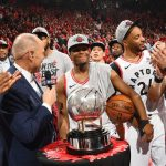 Eastern Conference Champions Kyle Lowry